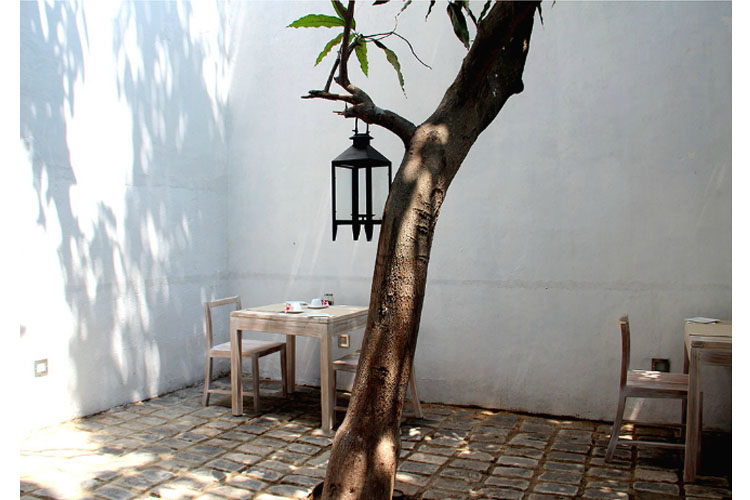 Exterior Dining Room - Rockwell Colombo - Colombo