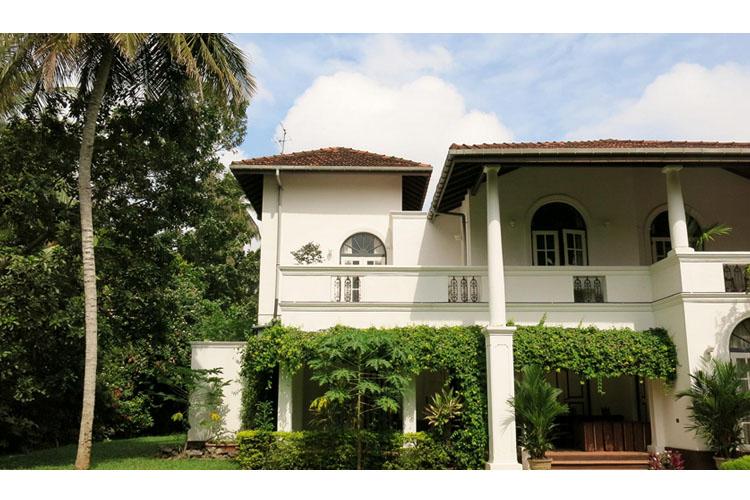 Facade - The Villa Green Inn - Negombo