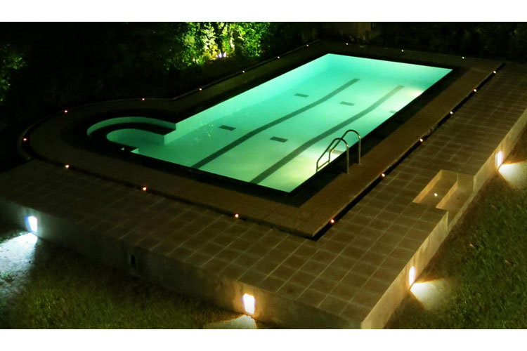 Pool - The Villa Green Inn - Negombo