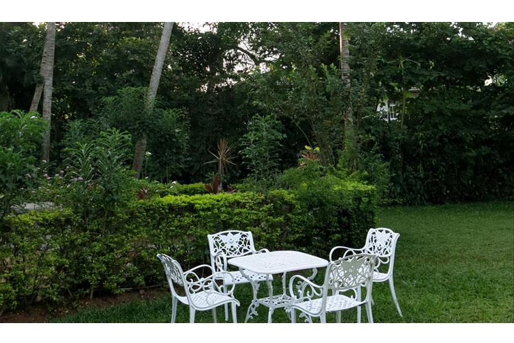 Garden - The Villa Green Inn - Negombo