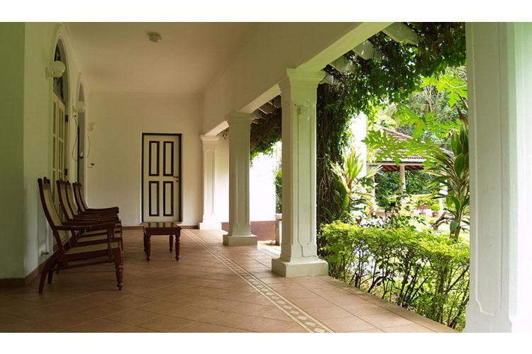 Interior - The Villa Green Inn - Negombo