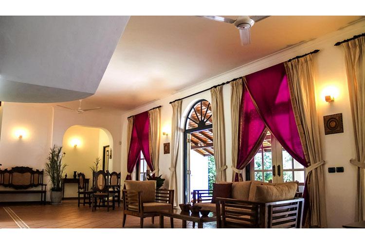 Common Area - The Villa Green Inn - Negombo