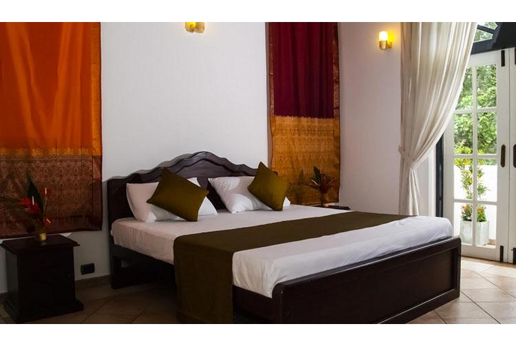 Double Room - The Villa Green Inn - Negombo