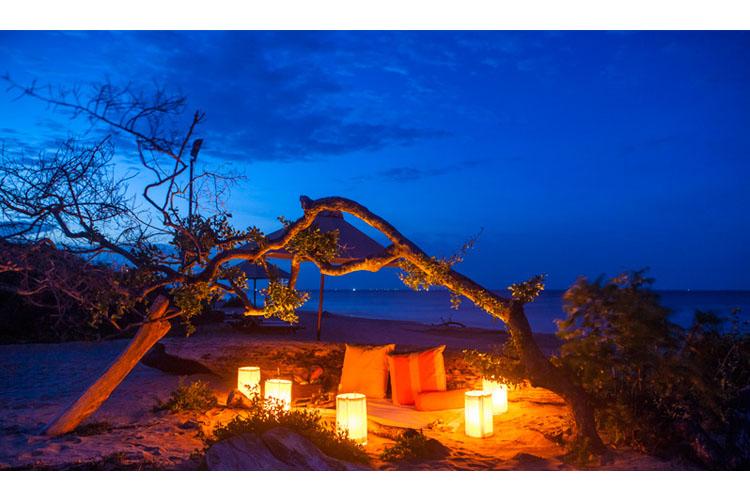 Exterior Dining Room - Jungle Beach Resort - Kuchchaveli