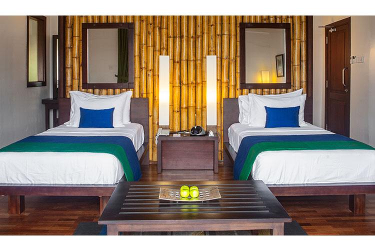 Lagoon Cabin - Jungle Beach Resort - Kuchchaveli