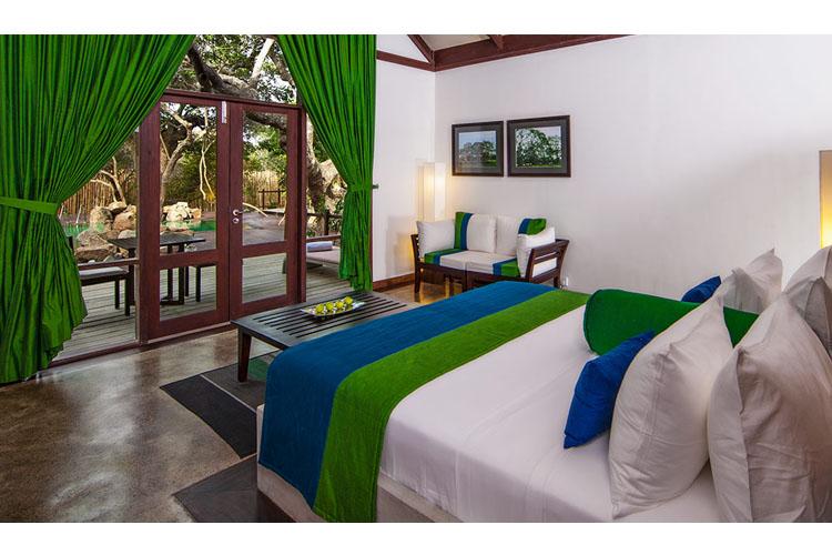 Beach Cabin - Jungle Beach Resort - Kuchchaveli