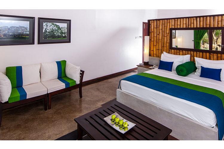 Jungle Cabin - Jungle Beach Resort - Kuchchaveli