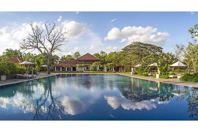 Facade - Ulagalla Walawwa Resort - Thirappane