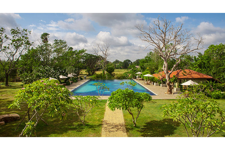 Pool - Ulagalla Walawwa Resort - Thirappane