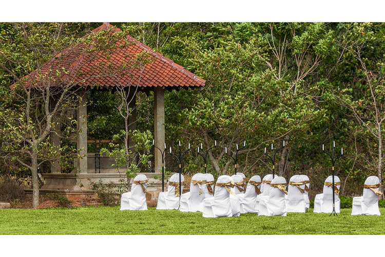 Weeding Place - Ulagalla Walawwa Resort - Thirappane