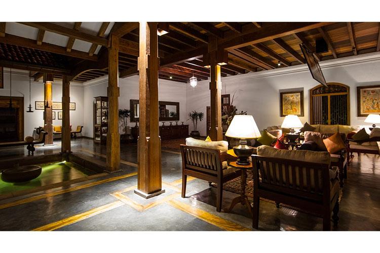 Lounge - Ulagalla Walawwa Resort - Thirappane