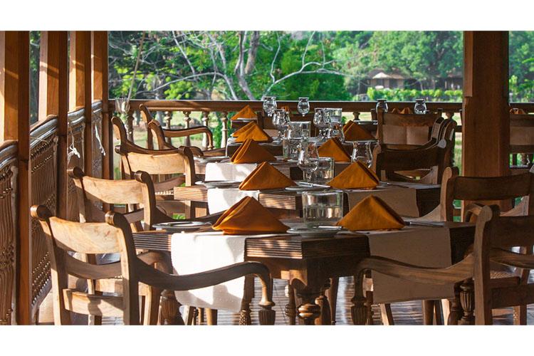 Dining Room - Ulagalla Walawwa Resort - Thirappane