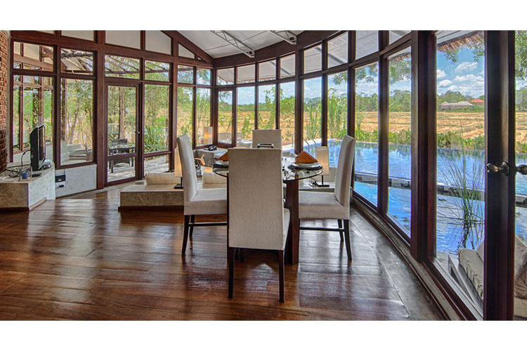 Nikawewa Villa - Ulagalla Walawwa Resort - Thirappane