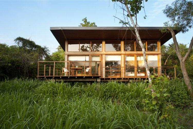 Facade Villa - Wild Grass Nature Resort - Sigiriya