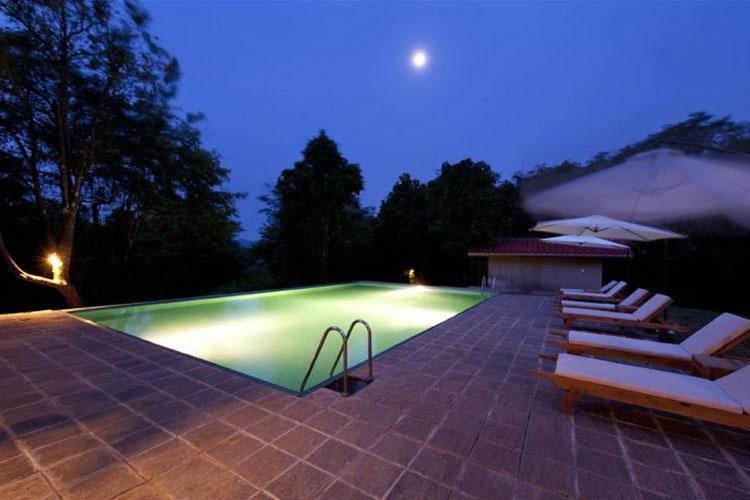 Pool - Wild Grass Nature Resort - Sigiriya