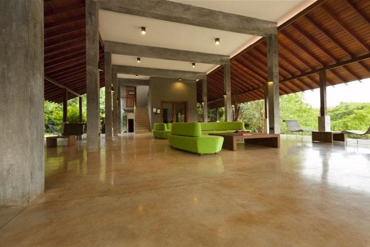 Lounge - Wild Grass Nature Resort - Sigiriya