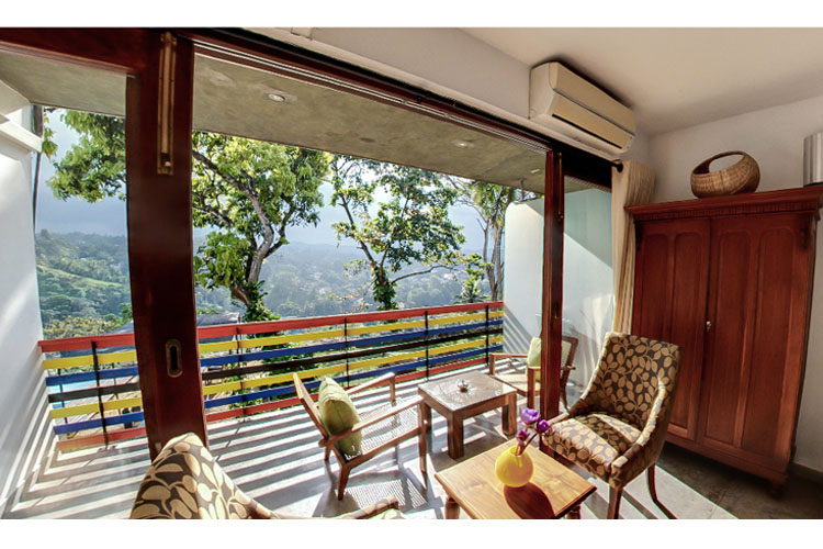 Lemongras Deluxe Room - Elephant Stables - Kandy