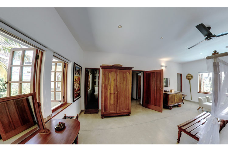 The Vanilla Suite - Elephant Stables - Kandy