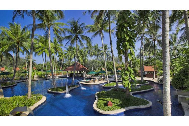 Banyan Tree Phuket Spa Sanctuary Pool Villa