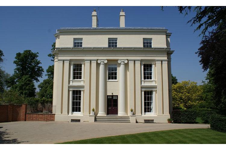 Facade - Ravenhurst Bed & Breakfast - Cheltenham