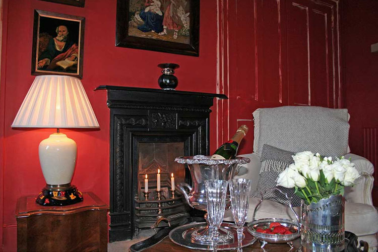 The Prince's Suite - Oak House No1 Hotel - Tetbury