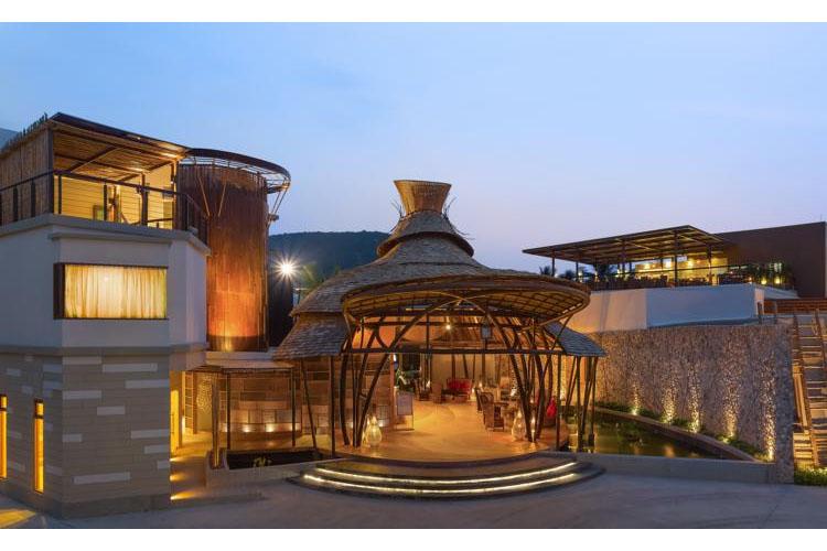 Facade - Prana Resort Nandana - Ko Samui