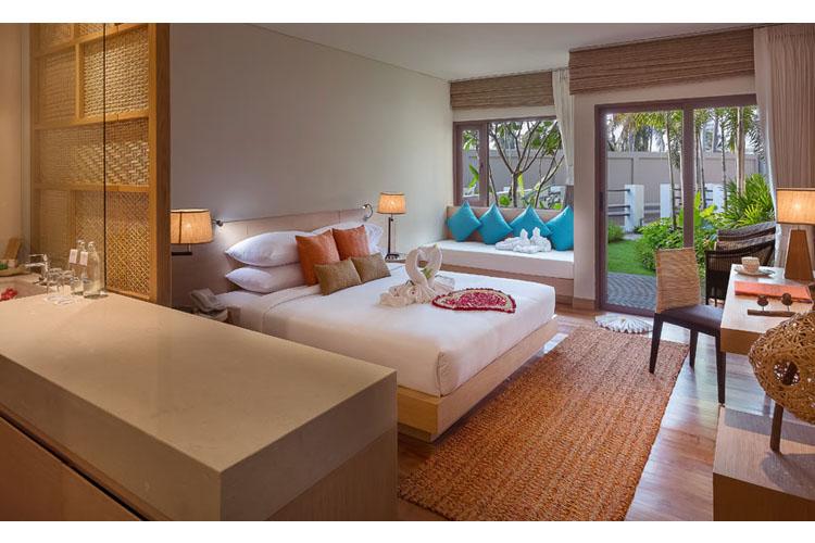 Nandana Deluxe Room - Prana Resort Nandana - Ko Samui