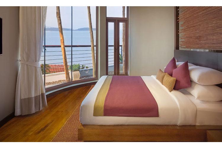 Mahatma Gandhi Suite - Prana Resort Nandana - Ko Samui