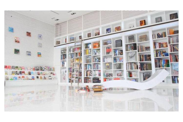 Library - The Library - Ko Samui