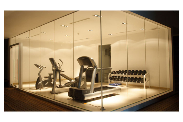Gym - The Library - Ko Samui