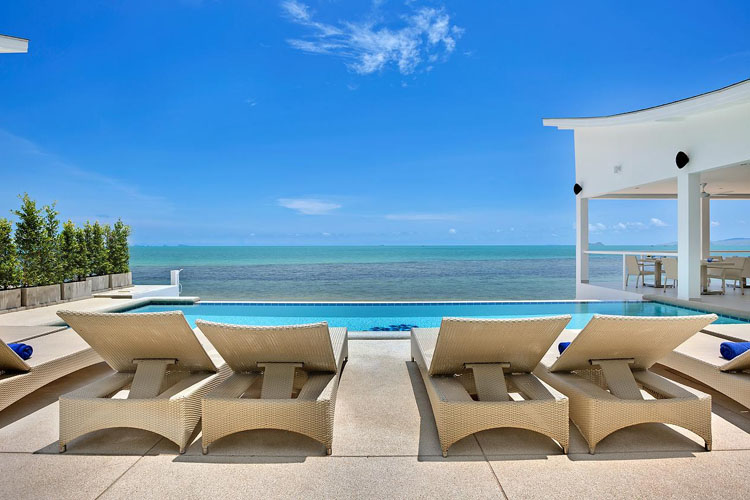 La perle luxury boutique hotel ein boutiquehotel in ko samui for Small great hotels