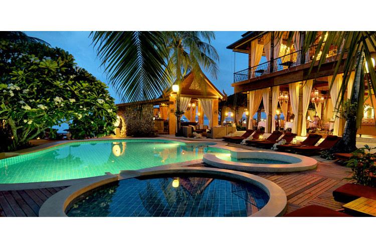 Pool - Zazen Boutique Resort & Spa - Ko Samui