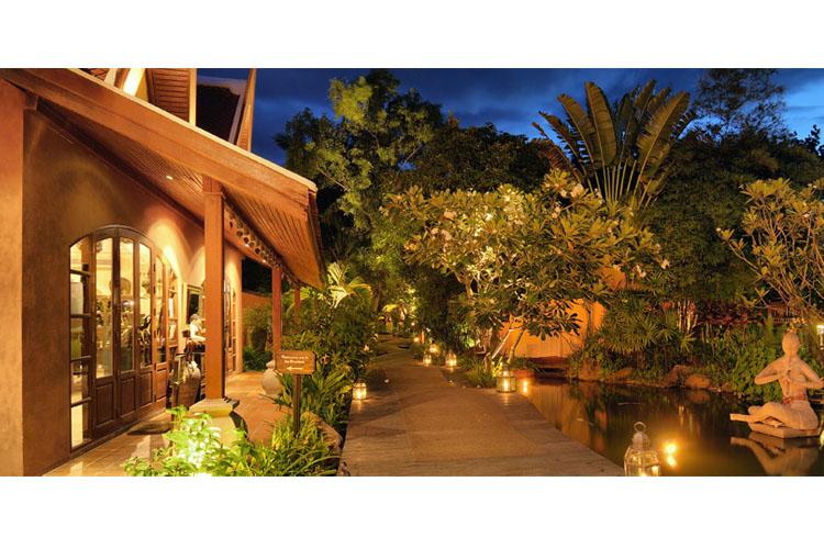 Garden - Zazen Boutique Resort & Spa - Ko Samui