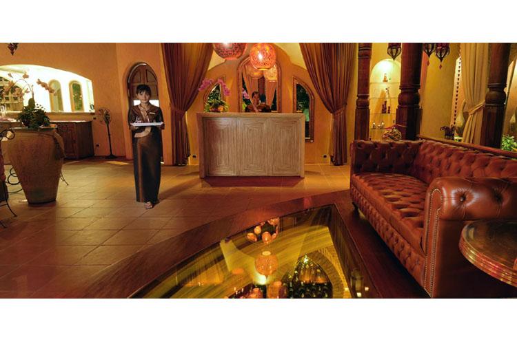 Reception - Zazen Boutique Resort & Spa - Ko Samui
