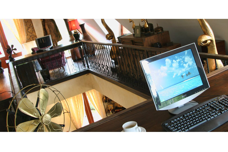 Business Lounge - Zazen Boutique Resort & Spa - Ko Samui