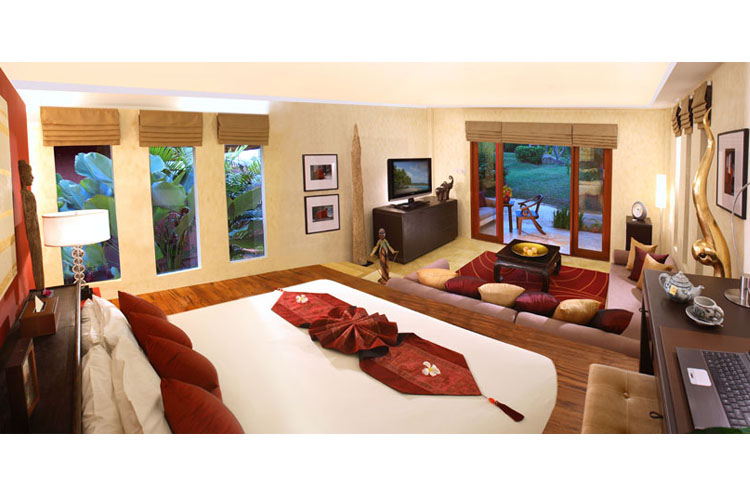 Garden Villas - Zazen Boutique Resort & Spa - Ko Samui