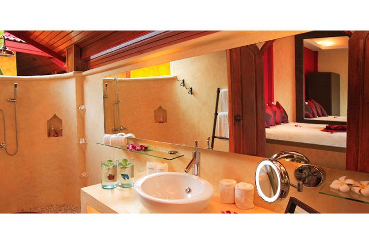 Beachfront Deluxe Bungalows - Zazen Boutique Resort & Spa - Ko Samui