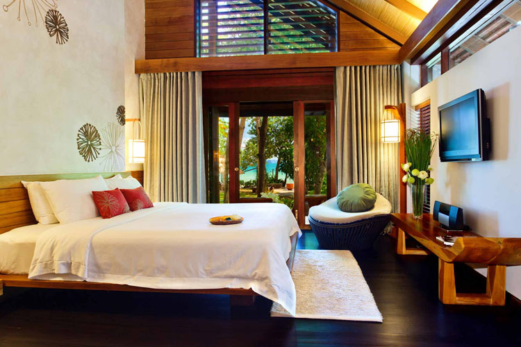 Seaview Room - The Tubkaak Boutique Resort - Amphur Muang