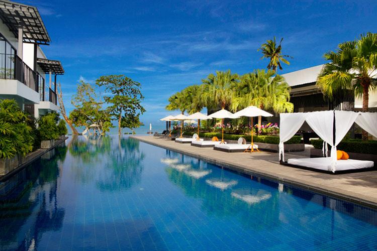 Main Pool - The Chill Resort & Spa - Koh Chang
