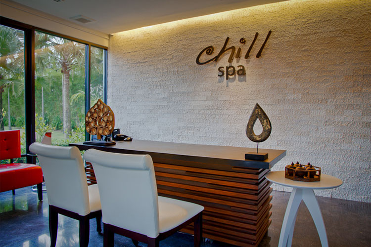 Reception - The Chill Resort & Spa - Koh Chang