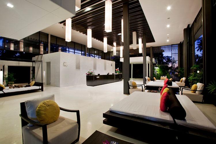 Lobby - The Chill Resort & Spa - Koh Chang