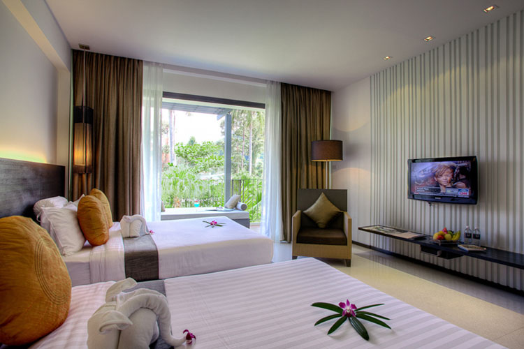 The Chill Deluxe Room - The Chill Resort & Spa - Koh Chang
