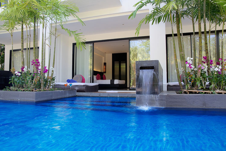 The Splash Pool Access Room - The Chill Resort & Spa - Koh Chang