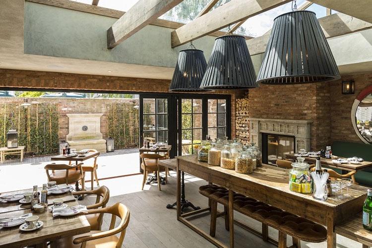 Dining Room - No38 The Park - Cheltenham