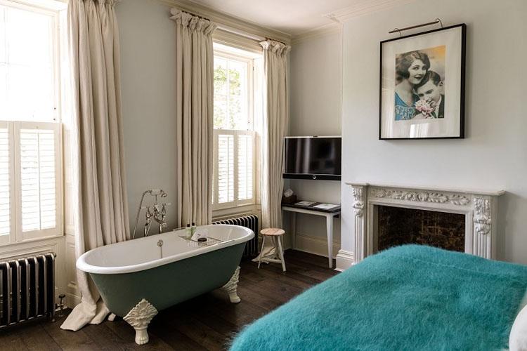 Double Room - No38 The Park - Cheltenham