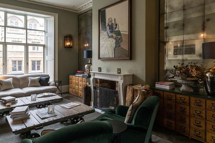 Lounge - No131 The Promenade - Cheltenham