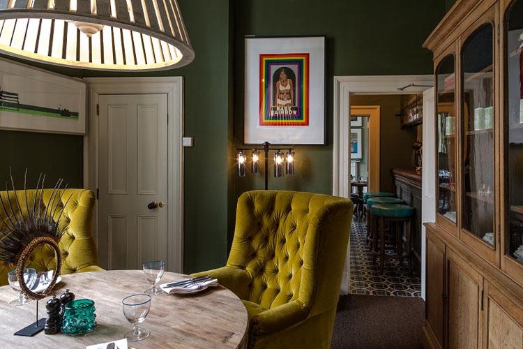 Lobby - No131 The Promenade - Cheltenham