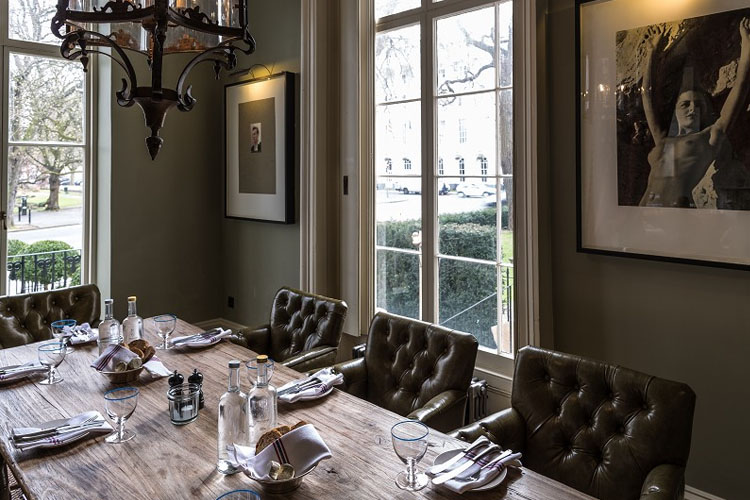 Dining Room - No131 The Promenade - Cheltenham