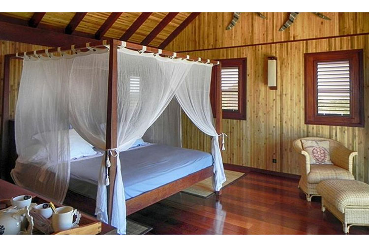 Bungalow Bedroom - Barbuda Belle - Codrington