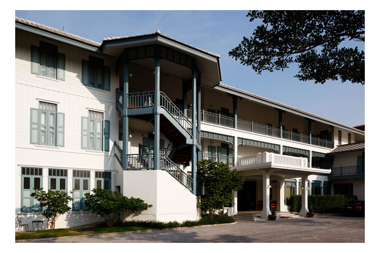 Devasom hua hin resort h tel boutique hua hin for Small great hotels